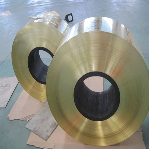 beryllium copper flat spring strip