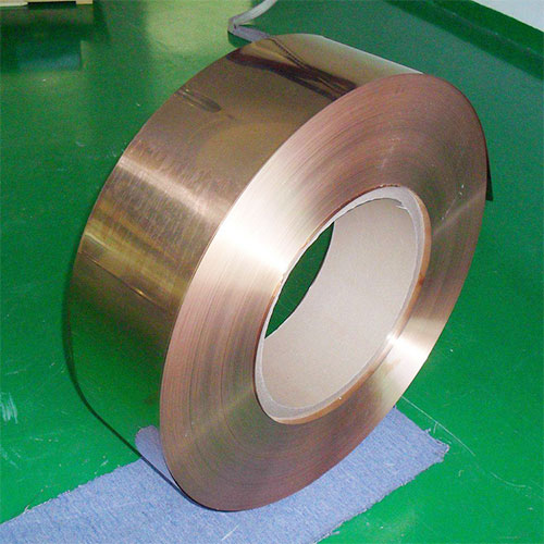 beryllium copper spring strip