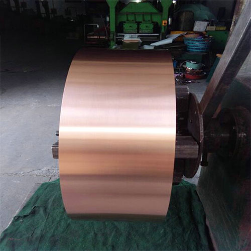 beryllium nickel strip